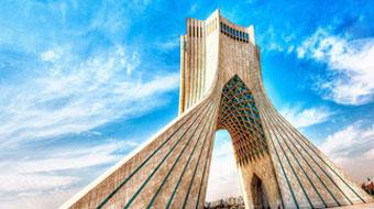آسیا سفر تهران آزادی